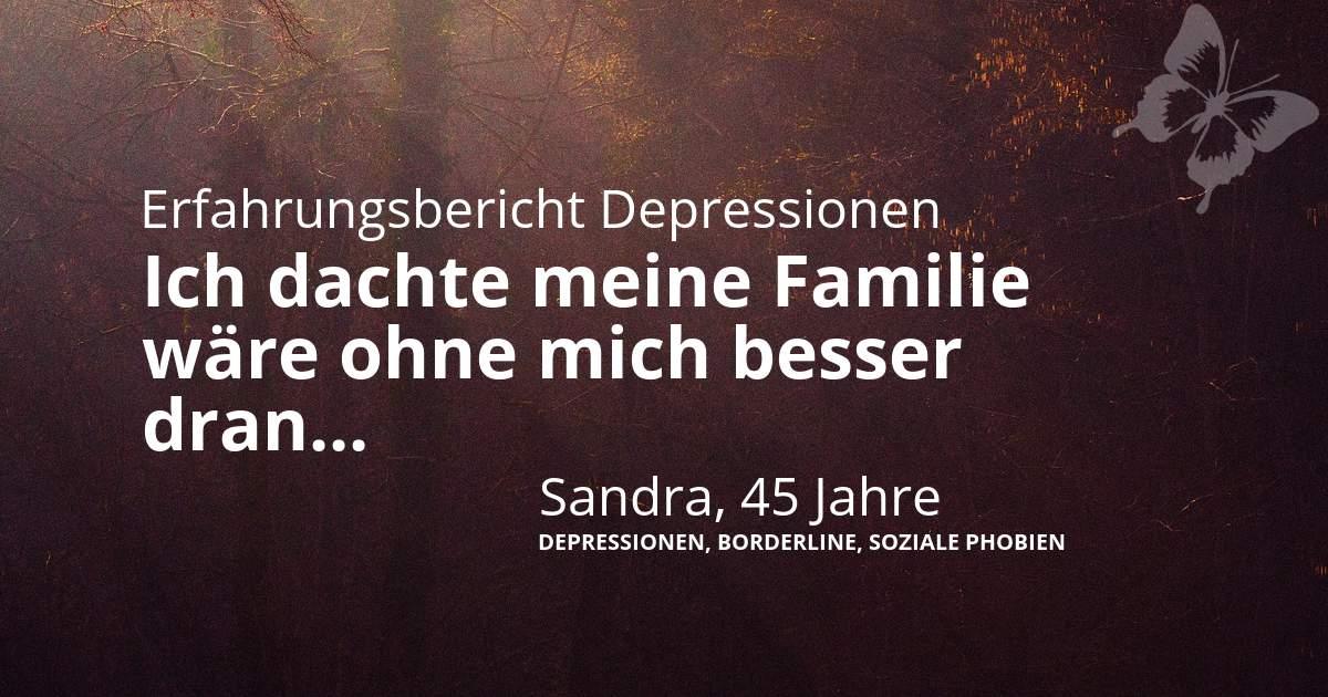 Erfahrungsbericht Sandra Borderline